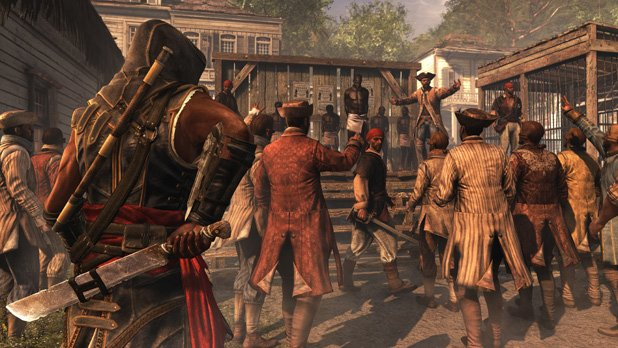 Assassin's Creed IV: Black Flag - Freedom Cry DLC Review