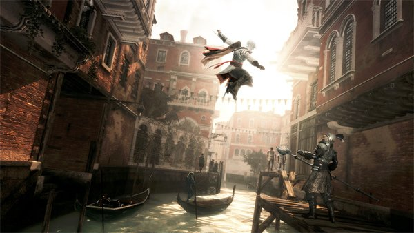 Assassin's Creed Ezio Collection Announced For PS3