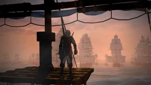 It's A Pirate's Life For The UK Charts As Assassin's Creed IV Pips Battlefield 4 To No.1