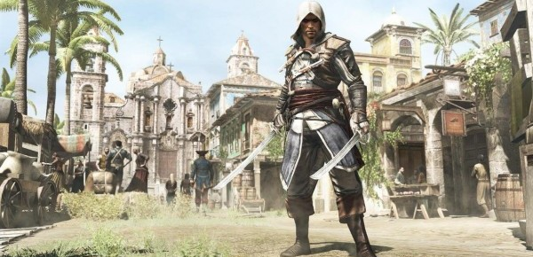 Assassin's Creed IV: Black Flag Gets Global Release