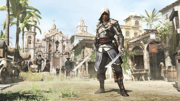 Over Five Minutes Of Assassin's Creed IV: Black Flag Gameplay