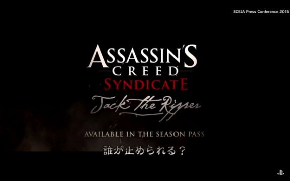 Assassin's Creed: Syndicate Adds Jack The Ripper DLC, Season Pass