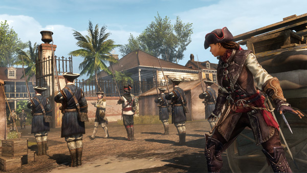 Assassin's Creed: Liberation HD Launch Trailer Released