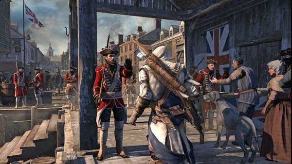 Find Out More About Assassin's Creed III And Its Ubisoft-AnvilNext Engine