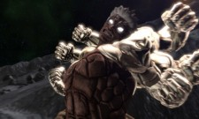 Asura's Wrath Combat Resembles Street Fighter