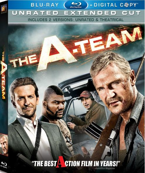 The A-Team Blu-Ray Review