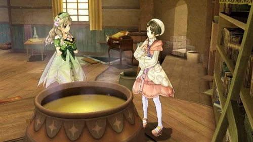 Beauty Is In Gust's Latest Atelier Ayesha Trailer