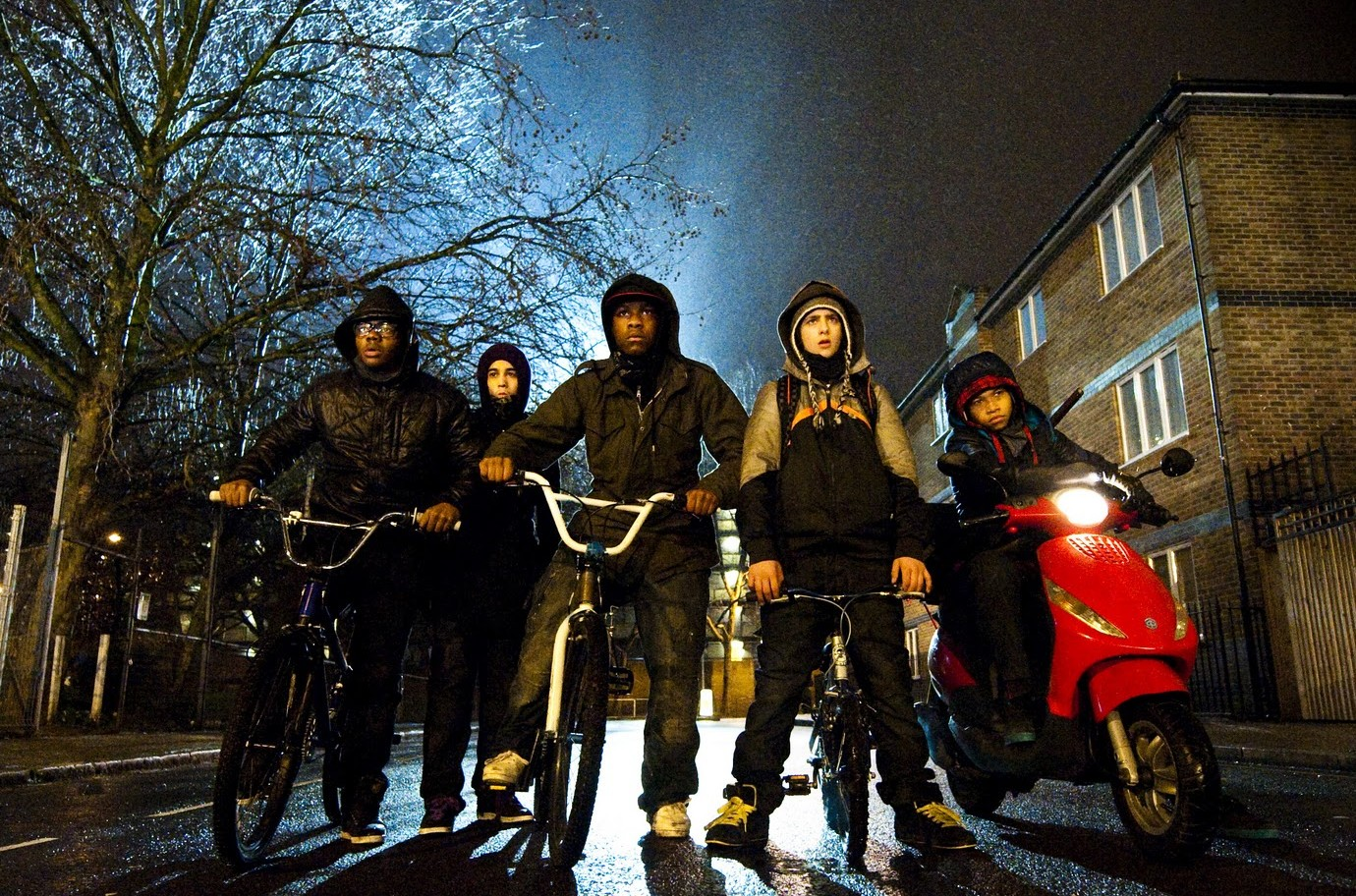 attack the block still Attack The Block Review
