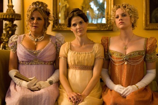 Roundtable Interview With The Cast And Director Of Austenland