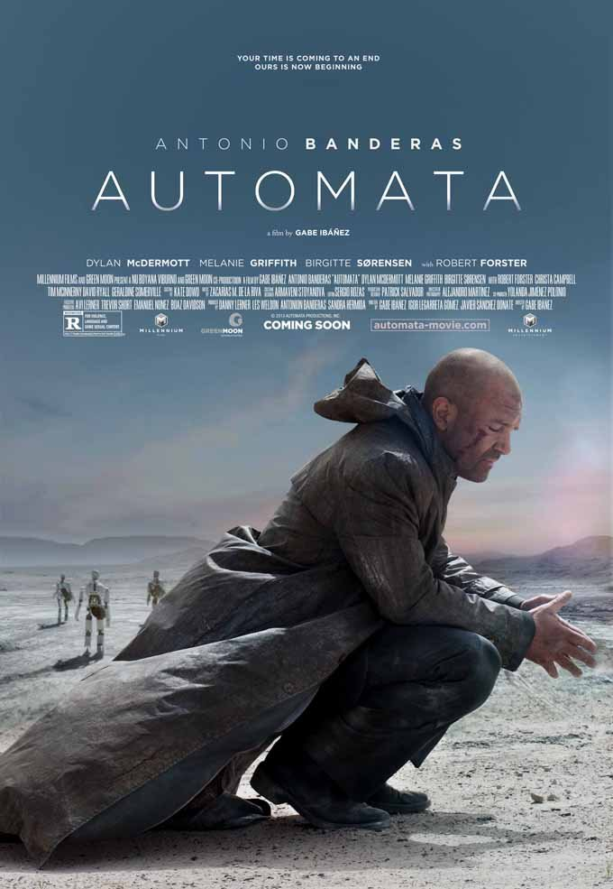Antonio Banderas Meets Some Robots In First Trailer For Automata