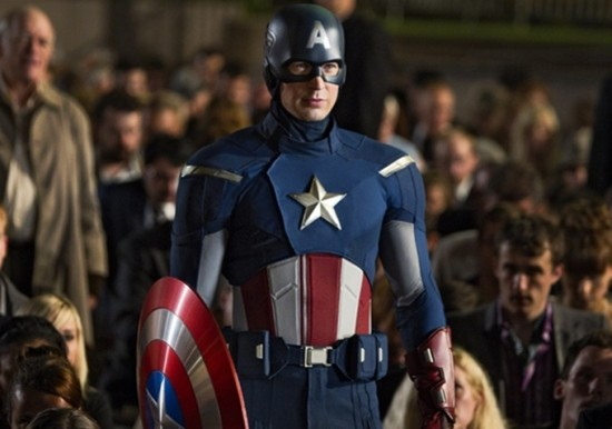 New Featurette And Stills From The Avengers
