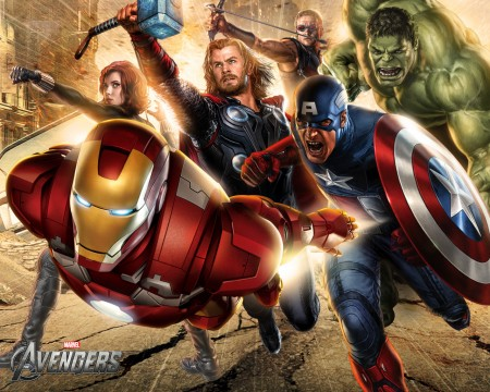 First Look At Ultron In Avengers: Age Of Ultron, Plus New Images