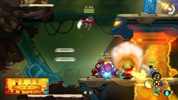 Awesomenauts Publisher Files For Insolvency; Game's Release May Be Delayed