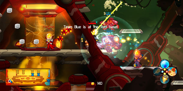 "Awesomenauts Due To Arrive On Steam ""Really Soon"""