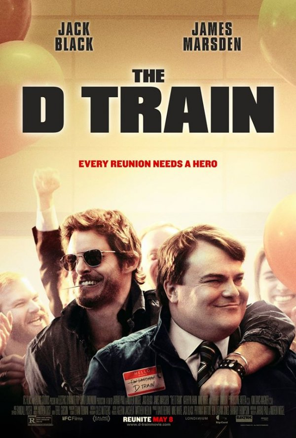 The D Train Review