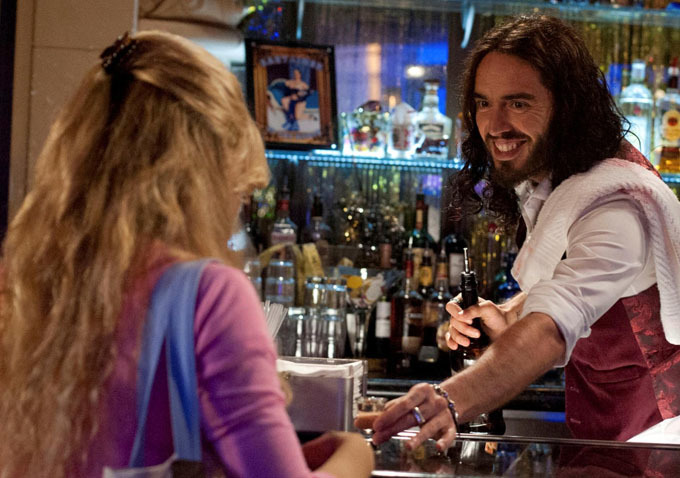 Check Out Russell Brand, Julianne Hough, Octavia Spencer In Images From Diablo Cody's Paradise