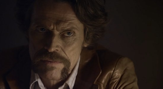 Check Out Willem Dafoe's Epic Mustache In First Trailer For Bad Country