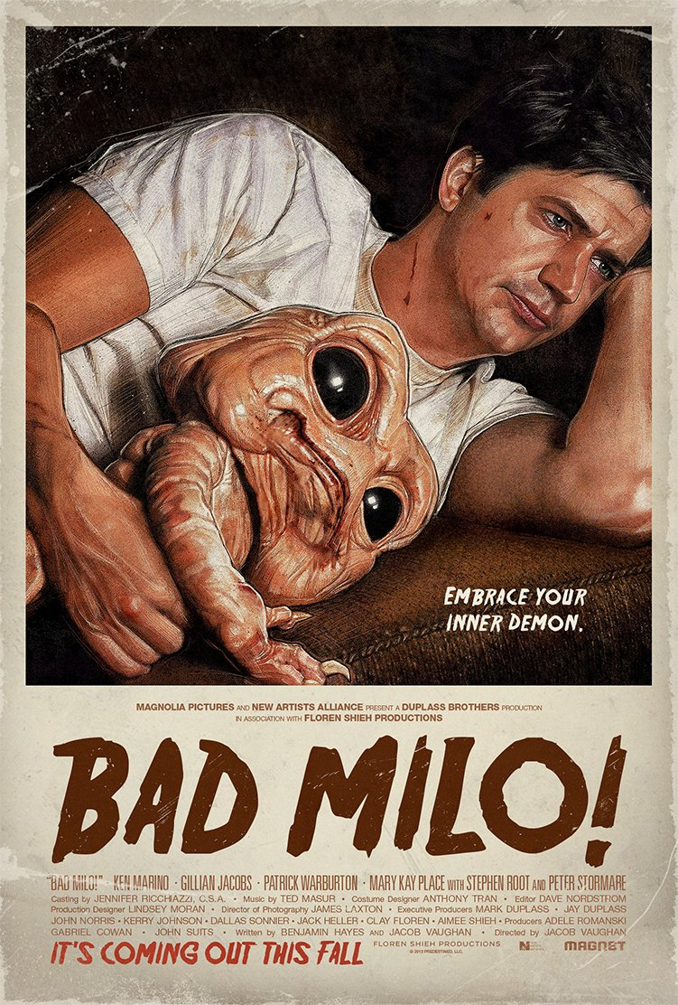 Bad Milo! Review