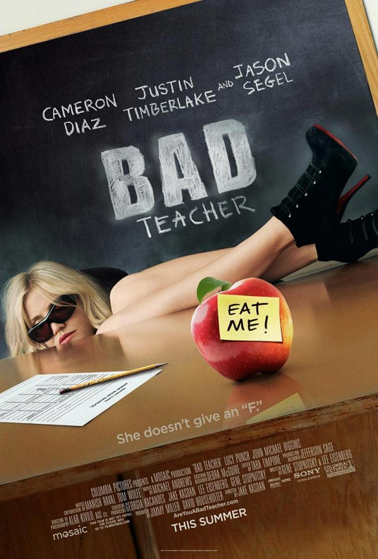 Bad Teacher Review