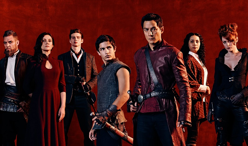 Into the Badlands Season 1 Review