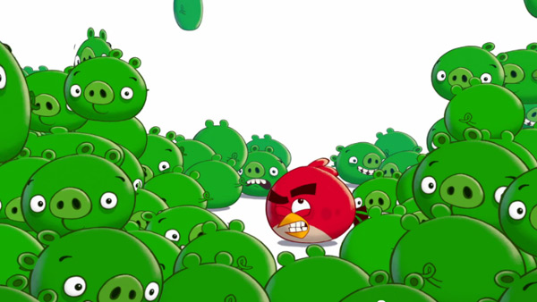 Angry Birds Spinoff Bad Piggies Announced