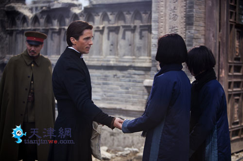 First Look At Christian Bale's The 13 Women of Nanjing