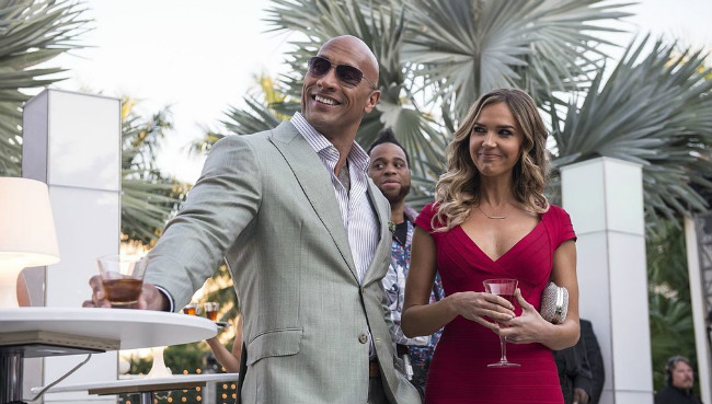Dwayne Johnson And His Crew Of High Rollers Will Return As HBO Renews Ballers For Season 2