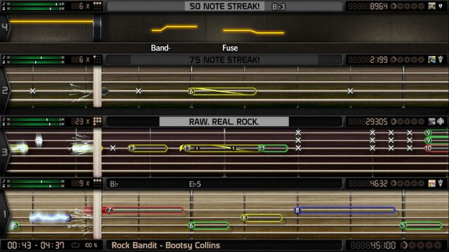 BandFuse: Rock Legends Launches November 19