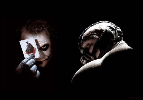 WGTC Weekly Throwdown: Battle Batman! Joker Vs. Bane
