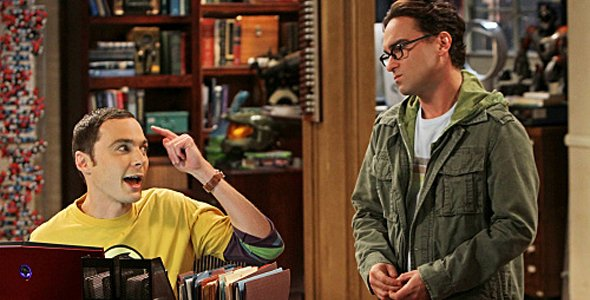 The Big Bang Theory Gets A 3-Year Renewal, With Other Chuck Lorre Series In Negotiations