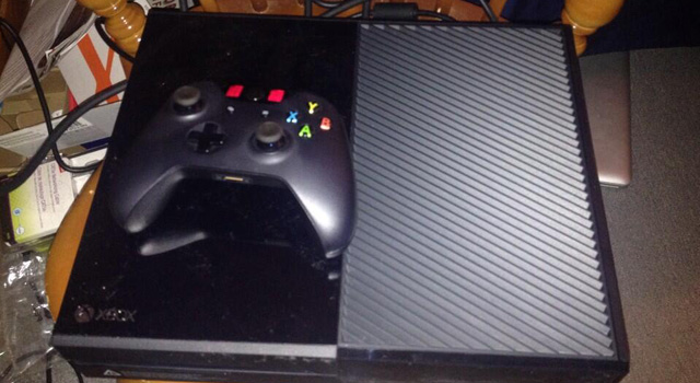 banned xbox one console