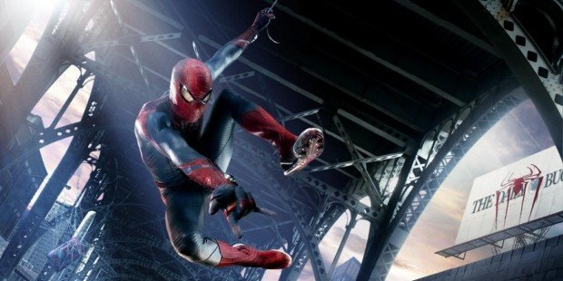 Two New TV Spots For The Amazing Spider-Man