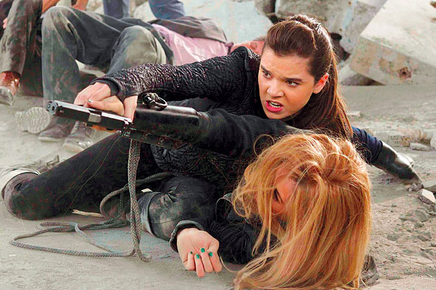 Barely Lethal Review