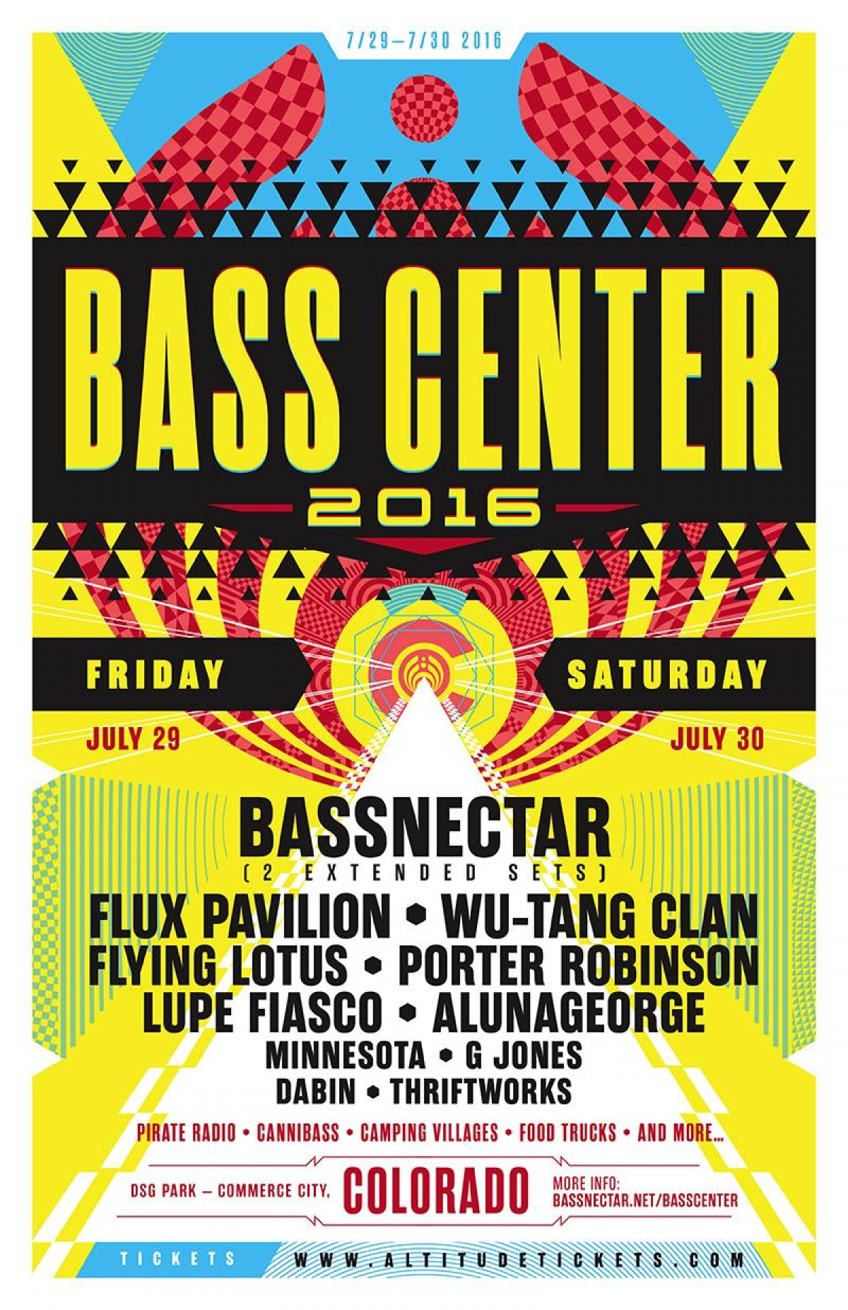 Get Ready For Bassnectar's Very Own Festival