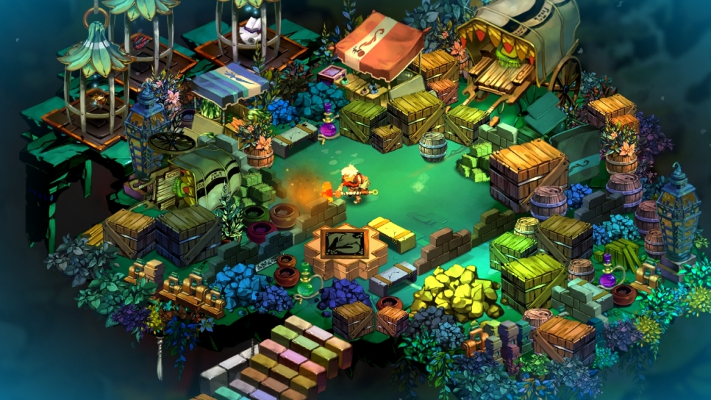 Bastion Launch Trailer Released