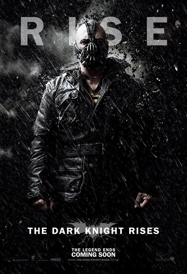 Three Exciting Character Posters Arrive For The Dark Knight Rises