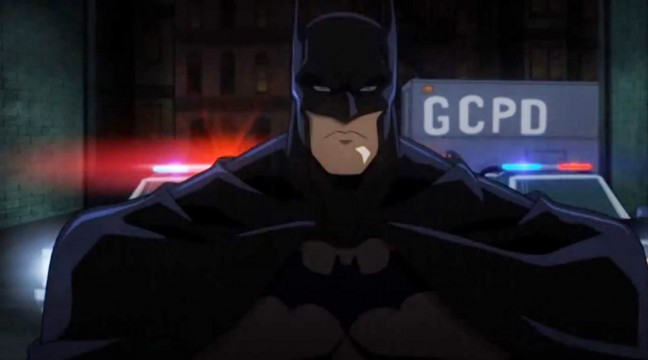 First Trailer For Batman Assault On Arkham Featuring Suicide Squad