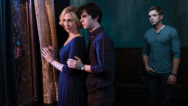 Bates Motel Season 4 And Damien To Premiere In March, A&E Renews Born This Way