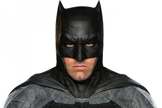 "Ben Affleck Says A Solo Batman Movie Is ""In Development"""
