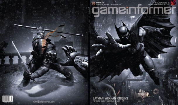 Warner Bros. Announces Batman: Arkham Origins For October 2013 Release