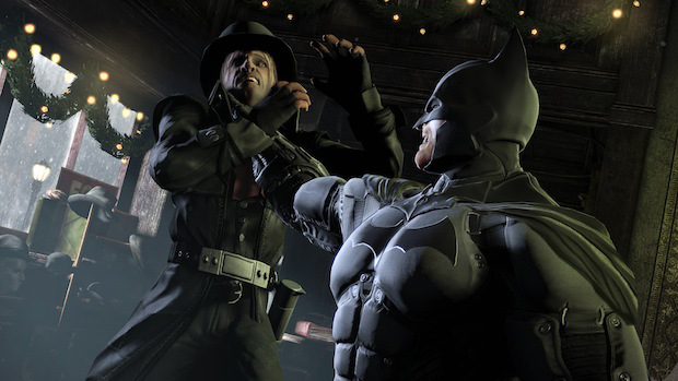 Batman: Arkham Origins Swoops In At No.1 In UK Charts; Sells 50% Less Than Arkham City