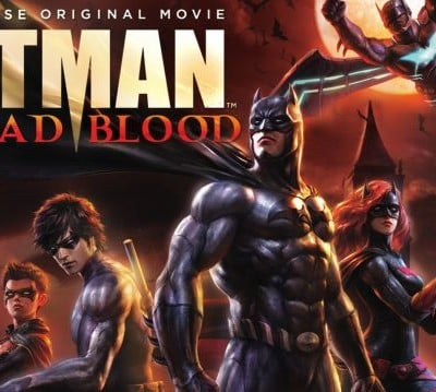 'Release Date And Trailer For Batman: Bad Blood Blu-Ray And DVD' from the web at 'http://cdn.wegotthiscovered.com/wp-content/uploads/batman-bad-blood-banner-400x359.jpg'