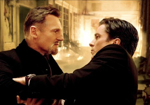 Christopher Nolan Kept Liam Neeson In The Dark About The Dark Knight Rises
