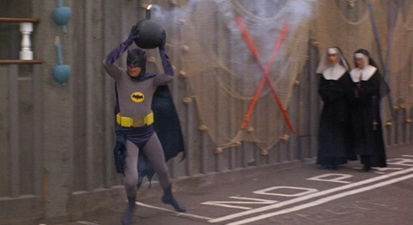 Bamf! Pow! The Complete 1960s Batman TV Series Is Coming To DVD