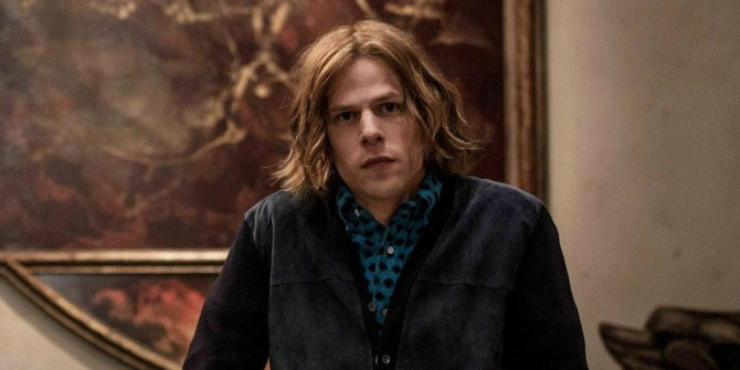 "Jesse Eisenberg Was Once Set To Play ""The Exact Opposite"" Of Lex Luthor In Batman V Superman: Dawn Of Justice"