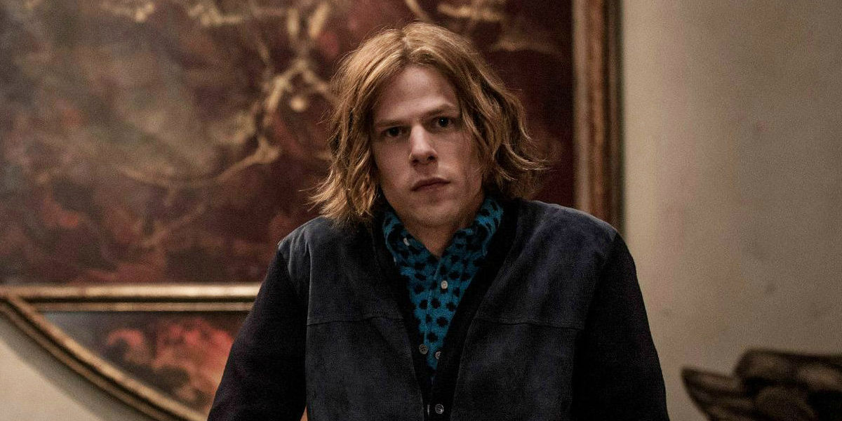Lex Luthor May Not Appear In Justice League: Part One