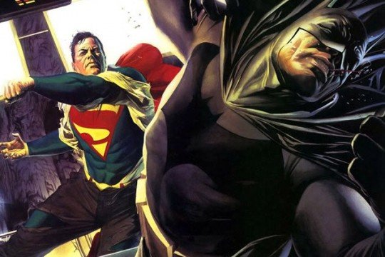 Fake Batman V Superman: Dawn Of Justice Script Author Speaks Out In New Interview