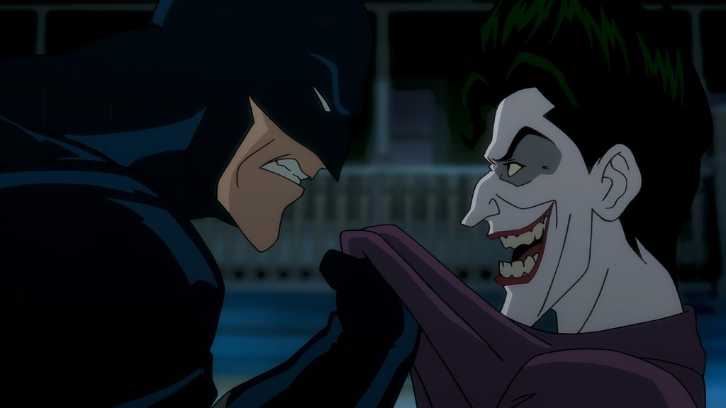 Batman: The Killing Joke Will Get A Limited Theatrical Release
