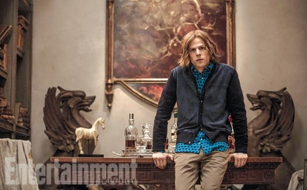 Details On How Lex Luthor Plans To Draw Out Supes In Batman V Superman: Dawn Of Justice