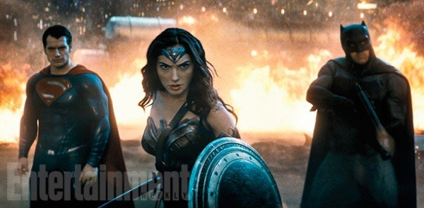 Justice League Scribe Likens Batman V Superman: Dawn Of Justice To The Two Towers